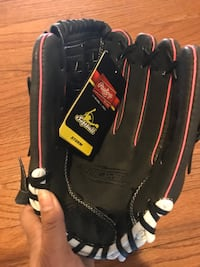 Rawlings Storm Youth Series Softball Gloves— NEW Bristow, 20136