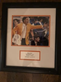 Signed Bruce Pearl picture