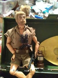 64 GI Joe in fair condition in its box with a whol Spring Hill, 34610