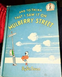 And to think that i saw it on mulberry street by dr. seuss Cross Lanes, 25313