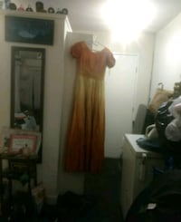 Vintage sunset,/sunri tonesBrides maid..grad dress Victoria, V9A 1L1