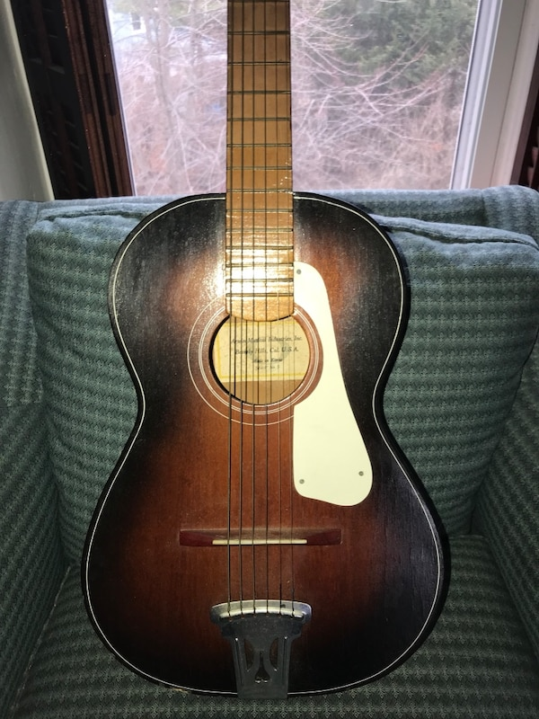36bfc1a100 Used Vintage Parlor Guitar Arwin No. 5 for sale in Whitpain - letgo