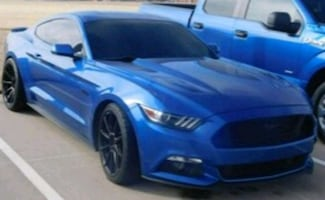 Ford - Mustang - 2017