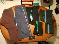 Large track and sweatpants $5 each all for 4:15 Winnipeg, R3B 3C3