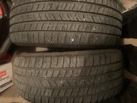 Set of two Michelin Energy Saver 225/50R17 Balch Springs, 75180