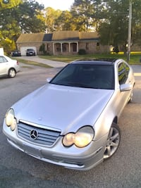 2002 Mercedes C230 Kompressor V4 Supercharged Vienna