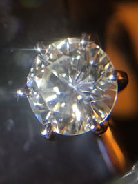 2.06 karat Natural Diamond Solitaire Engagement Ring Washington, 20008