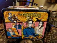 the munsters lunch box Sioux Falls