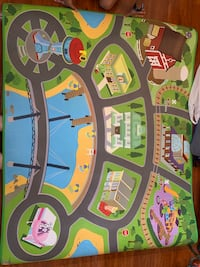 Paw Patrol play mat and 2 figures Alexandria, 22302
