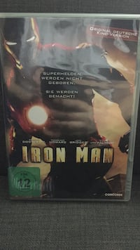 Iron man dvd Magdeburg, 39108