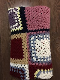 Hand made crochet blanket Vaughan, L4H 3R4