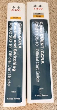 Cisco CCNA Books