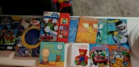 TONS of Childrens books. (Not all pictured)  Edmonton, T5Z 3C5