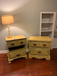 Nightstands 75 each or 100 for both Alexandria, 22306