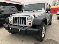 Jeep Wrangler Unlimited 2012 Garland, 75041