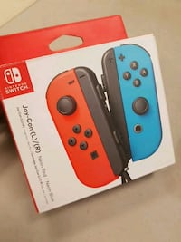 Switch controllers blue red 3117 km