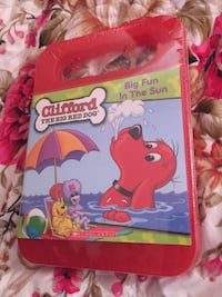 Clifford the big Red dog Dvd Los Angeles, 91342