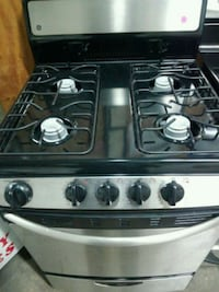 black and gray gas range oven Brentwood, 20722