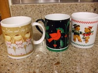 3 for $1 Holiday Cups DEPT56/HALLMARK/DAYSPRING-PICKUP Orland Park Orland Park