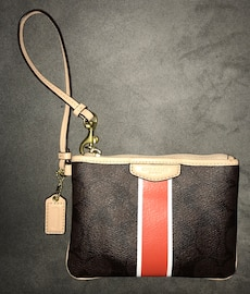 Coach Wristlet - Asking for best offer