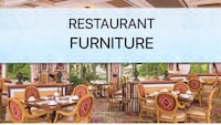 Quality Restaurant Tables From The Bellagio!! Las Vegas, 89118