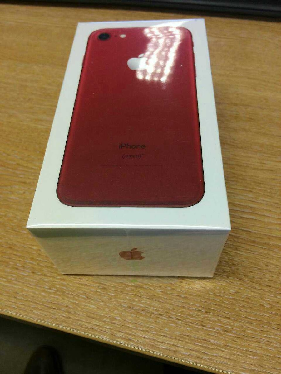 Apple iPhone 7 128GB Product Red  - Αθήνα (Κέντρο)