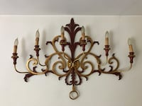 European metal wall lamps Chevy Chase