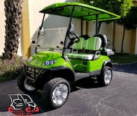 Used R CHAMP CADILLAC BODY KITS FOR CLUB CAR PRECEDENT for