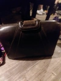 Leather bag .  Vintage. Pilots bag  Belton, 76513