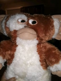 SALE PRICE 2FT TALL STUFFED COLLECTABLE GIZMO