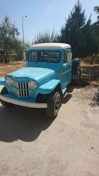 Jeep - willys - 1952 Istanbul