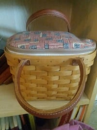 Longaberger basket purse Greencastle, 17225