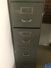 4 draws filling cabinet