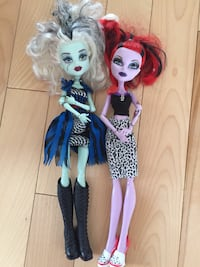 Monster High dolls Pincourt, J7W 0K1