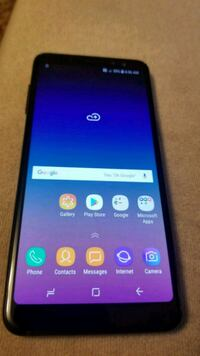 New Samsung A8 Bell/Virgin 32 GB Unlocked  Toronto, M6A 0B9