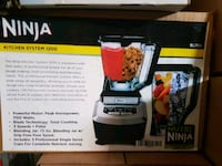 black Ninja blender box London, N6C 4P8