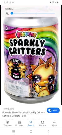poopsie sparkly critter slime Mississauga, L5A 3Y5