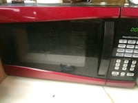 red and black microwave oven Moreno Valley, 92553