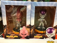 Freeza, Golden freeza or Buu Figure Dragon Ball Super  Los Angeles