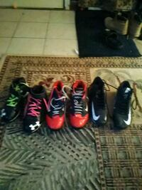 Football cleats Sioux Falls, 57103