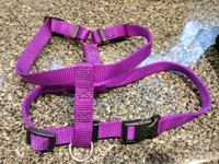 purple and black pet harness Richmond Hill, L4C 4S8