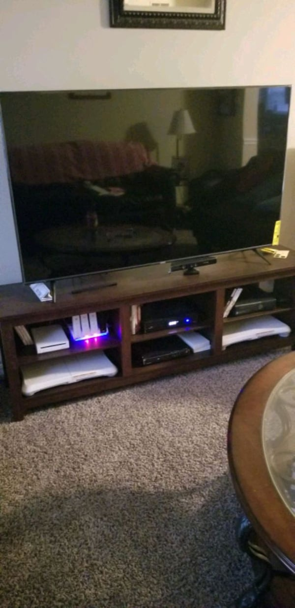 TV Stand ONLY  ceb5bf77-4632-4ad3-8b83-54d476d99359