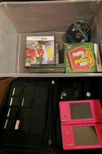 Nintendo DS and 19 games Huntington Beach, 92646