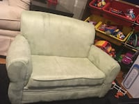 white and gray fabric sofa chair Sacramento, 95834