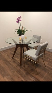 West Elm - Table and Chairs (set)