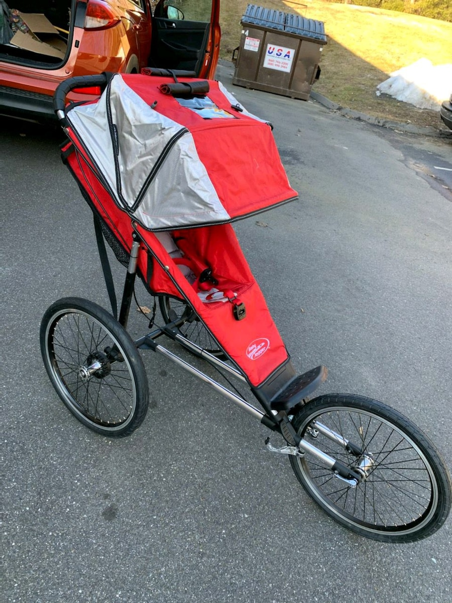 Photo Baby Jogger ..mint condition barely used paid $400