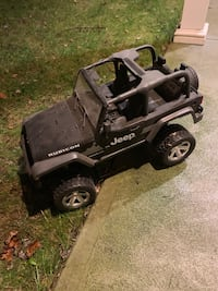 Black and gray remote control Jeep  Toms River, 08753