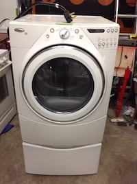Excellent whirlpool front-loader dryer. Columbus, 43227