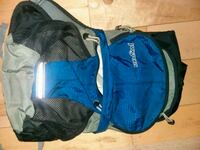 blue and black water backpack Nevada City, 95959