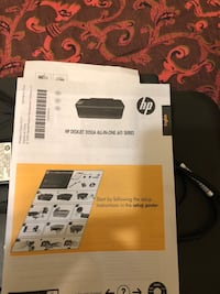 HP Printer with Ink